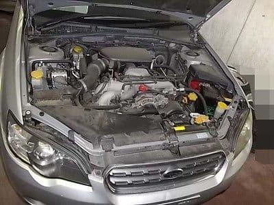 SUBARU LEGACY / OUTBACK EJ253 2.5 SOHC ENGINE 03-07
